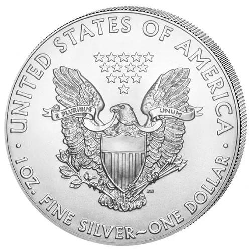1oz Silver Eagle Coin