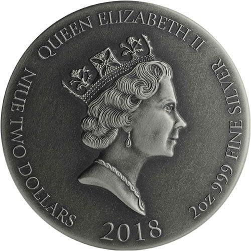 Jesus Biblical Silver Coin